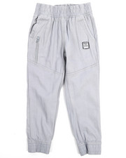 Bottoms - Twill Joggers (4-7)-2212267