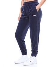 Fila - Olympia Velour Jogger