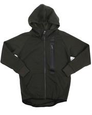 Hoodies - Tech Fleece Full Zip Hoodie (8-20)