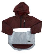 Outerwear - Pullover Anorak Rainshell Jacket (4-7)-2212287