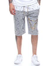 SWITCH - SPLATTER SHORT W FOIL BULL