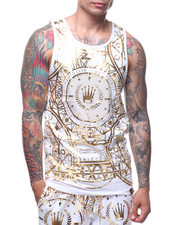 SWITCH - ALL OVER BILLIONAIRES PRINT TANK