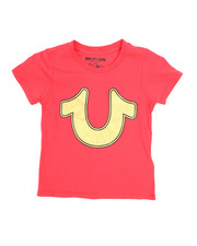 Girls - Metallic Hs Tee (4-6X)