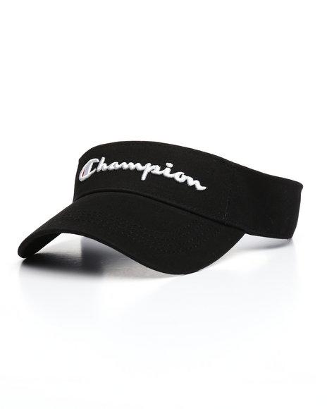 Buy Twill Logo Mesh Visor Men s Hats from Champion. Find Champion ... 2b2f8302a45
