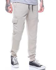 Pants - MOTO ROUCH CARGO FLEECE JOGGER-2214797