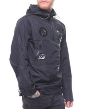 SWITCH - RACING PATCH PULLOVER WINDBREAKER