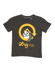 Sizes 2T-4T - Toddler - Homeboy Panda Tee (2T-4T)