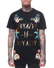 REMY BOYZ - FLOWER LOVE EMBROIDERED TEE-2214569