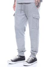 Pants - MOTO ROUCH CARGO FLEECE JOGGER-2214821