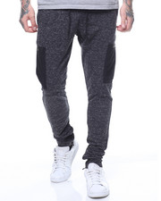 Jeans & Pants - MESH CARGO POCKET FLEECE JOGGER-2214685