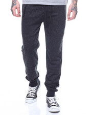 Jeans & Pants - MARBLE SEAMED FLEECE JOGGER-2214790
