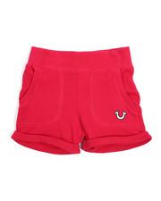 True Religion - TR Knit Shorts (4-6X)-2213923
