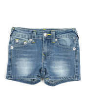 True Religion - Natural SE Shorts (4-6X)-2213911