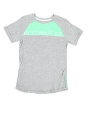 Rocawear - Cut N Sew Pop Jersey Tee (8-20)-2212174