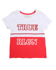 Girls - True Half Tee (4-6X)