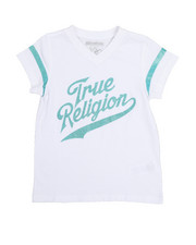 True Religion - TR V-Neck Tee (7-16)-2213958