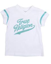 True Religion - TR V-Neck Tee (4-6X)-2213953