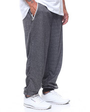 Big & Tall - French Terry Jogger Pants (B&T)-2214366