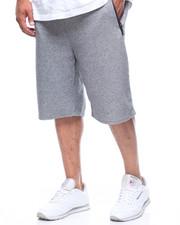 Shorts - Marled Tech Fleece Shorts (B&T)-2213035