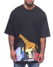 LRG - S/S Crazy Lifted Tee (B&T)