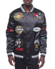 Light Jackets - MUSIC COMPANY JACKET-2215199
