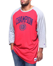 Champion - Heritage Raglan Baseball L/S (B&T)