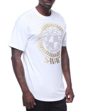 Shirts - SAVAGE STUD TEE