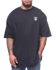LRG - S/S Logo Plus Tee (B&T)