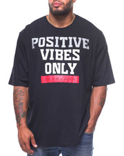 Sean John - Positive Vibes Tee (B&T)-2215522
