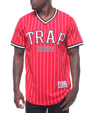 Shirts - TRAP HOUSE S/S V-NECK