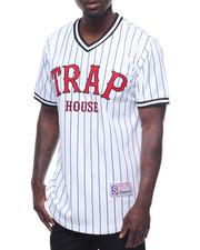 Jerseys - TRAP HOUSE S/S V-NECK-2215226