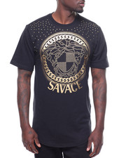 T-Shirts - SAVAGE STUD TEE