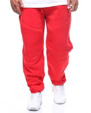 Sweatpants - Fleece Moto Jogger Pants (B&T)-2215065