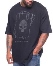 Sean John - 001 Skull Spade Tee (B&T)