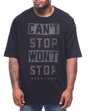 Men - 001 Cant Stop Wont Stop Stud Tee (B&T)-2215547