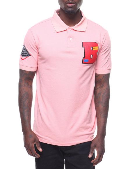 b2677c04 Buy BP B Polo Shirt Men's Shirts from Black Pyramid. Find Black ...