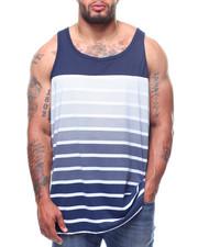 Big & Tall - Stripe Tank Top (B&T)