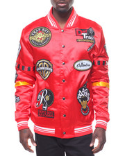 Light Jackets - MUSIC COMPANY JACKET-2215203