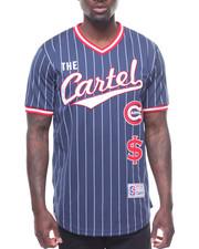 Jerseys - THE CARTEL S/S V-NECK-2215231