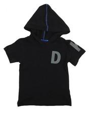 Sizes 4-7x - Kids - Logo Hooded Tee (4-7)