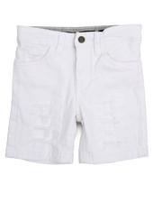 Sizes 4-7x - Kids - Distressed To Impress Shorts (4-7)