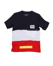 Sizes 2T-4T - Toddler - Classic Color Block Tee (2T-4T)