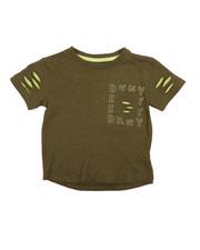 Sizes 4-7x - Kids - Rip & Repair Pocket Tee (4-7)