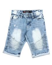 Southpole - Ripped Denim Shorts (8-20)