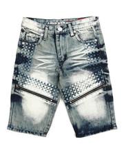 Shorts - Denim Shorts (8-20)-2215027