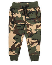 Sizes 2T-4T - Toddler - Camo Jogger (2T-4T)