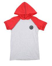 DKNY Jeans - Meme Hooded Tee (8-20)-2214928