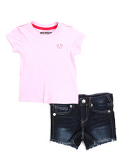 Girls - Buddha Set (2T-4T)