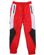Activewear - Color Blocked Nylon Joggers (8-20)-2214938