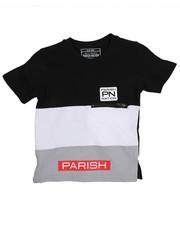 Parish - Classic Color Block Tee (4-7)-2215221